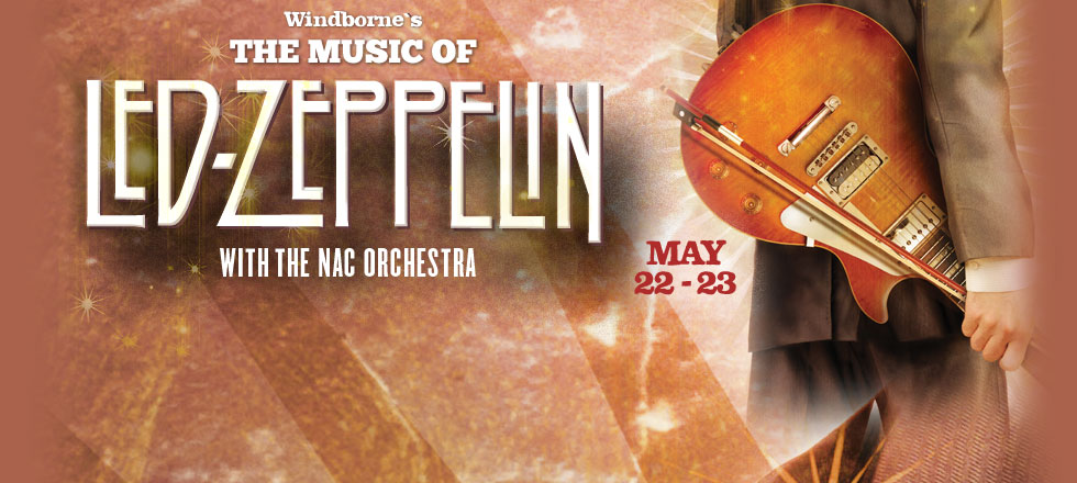 The Music of Led Zeppelin with the NAC Orchestra