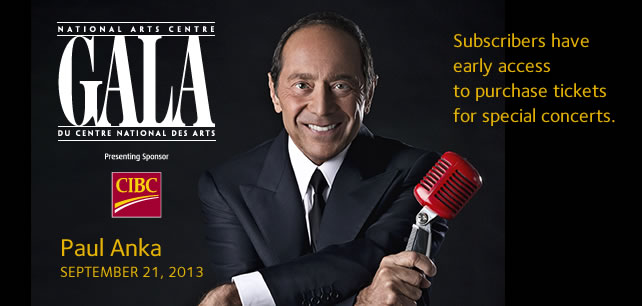 NAC Gala with Paul Anka